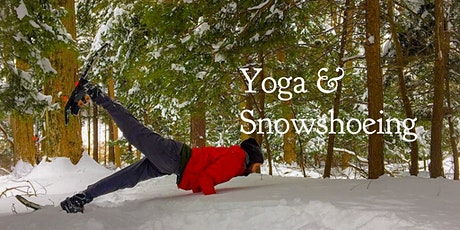 Yoga & Snowshoeing tickets