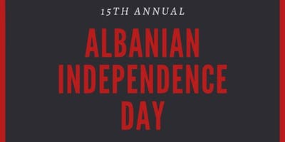 15th Annual Albanian Independence Day