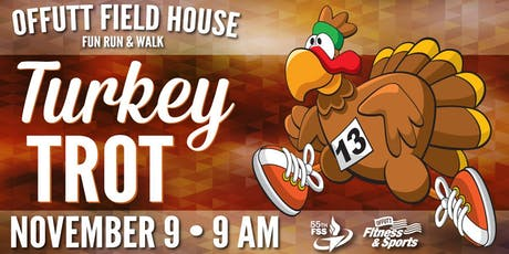 Offutt Turkey Trot Fun Run 2019 tickets