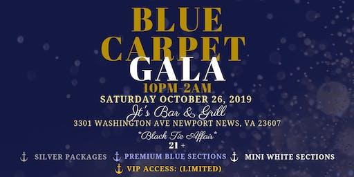 Blue Carpet Gala