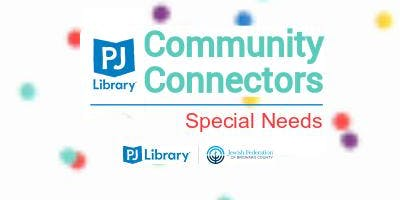 Meaningful Meetups with PJ Library & Families with Special Needs