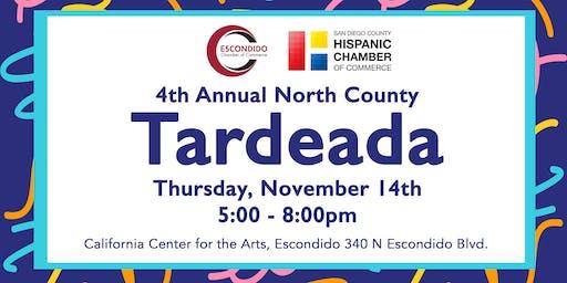 San Diego County Hispanic Chamber North County Tardeada 2019