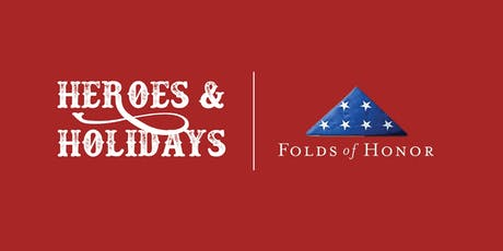 2nd Annual Folds of Honor Heroes & Holidays Party tickets