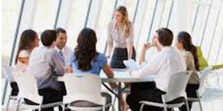 Management in a Brokerage Firm tickets
