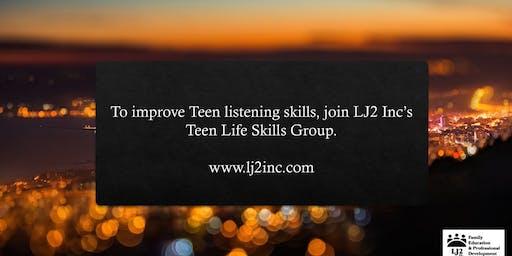 Listening Skills for Teens