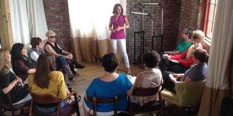 Intelligent Style Salon Series: Collaboration & Community tickets