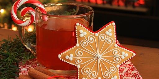 Holiday Tea at The Westin Galleria Dallas