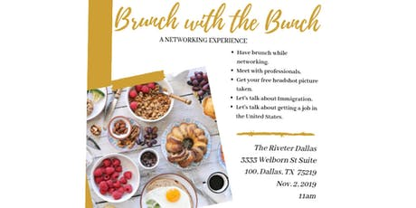 Brunch with the Bunch tickets
