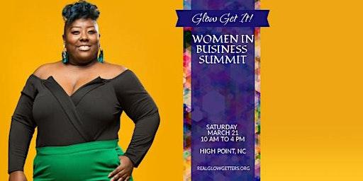 Glow Get It Women In Business Summit