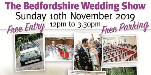 The Bedfordshire Wedding Show @TheSharnbrook