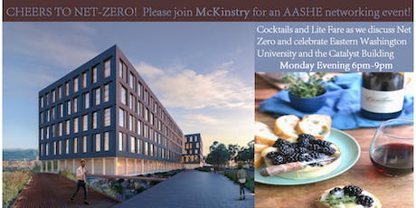 AASHE Net Zero Networking - Hosted by McKinstry tickets