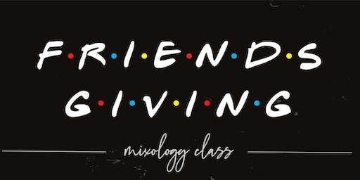 Kurant Mixology | Friendsgiving