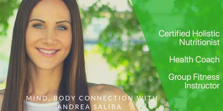 Flourish - Mind & Body Connection with Andrea Saliba  tickets