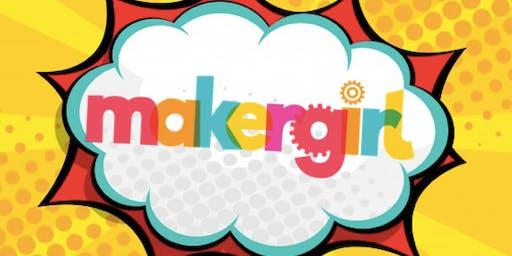 MakerGirl: Superheroes