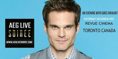 AEG LIVE SOIREE FESTIVAL WITH THE YOUNG & THE RESTLESS GREG RIKKART LIVE tickets