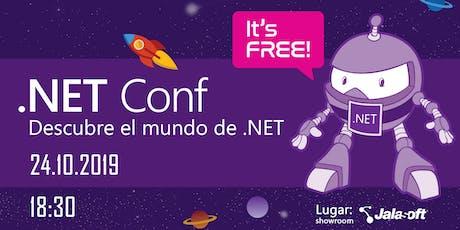 .NET Conf 2019 - Bolivia entradas