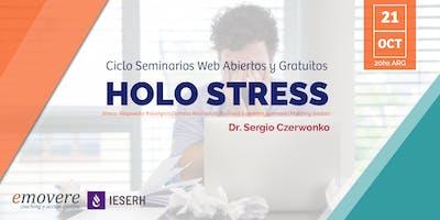HOLO STRESS: Webinar Gratuita