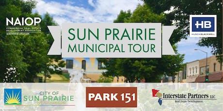 Sun Prairie Municipal Tour tickets