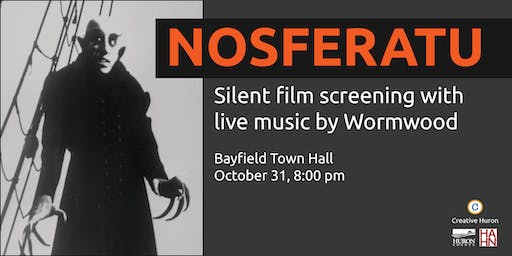 Nosferatu (1922) Screening with live music by Wormwood
