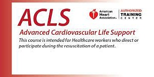 ACLS Two Day Course - Mar. 5-6, 2020