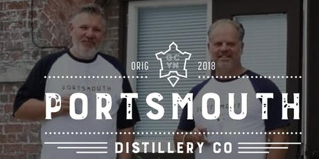 Fresh Kitchen & Portsmouth Distillery - Gin, Rum and Sharing Platters tickets