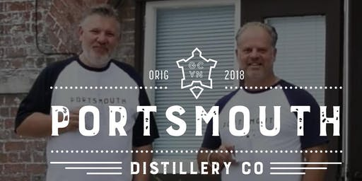 Fresh Kitchen & Portsmouth Distillery - Gin, Rum and Sharing Platters
