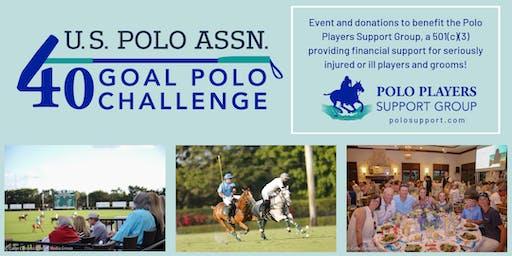 U.S Polo Assn.  40-Goal Polo Challenge