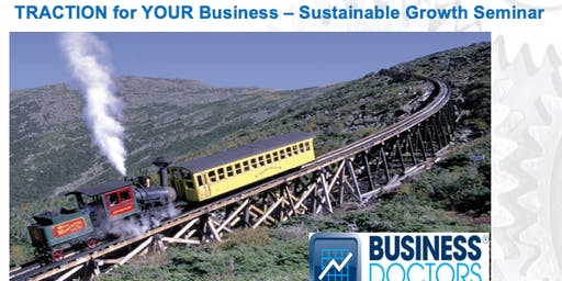 TRACTION for YOUR Business - foundations for business Growth!