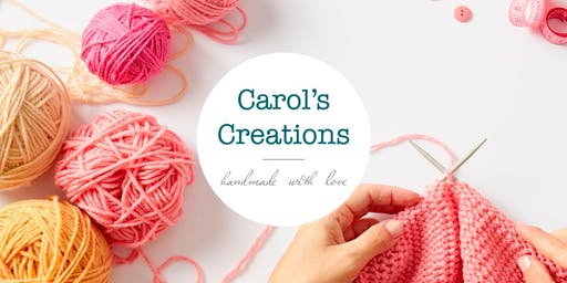 Knitting 101: Learn to Knit with a Christmas theme!