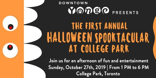 Halloween Spooktacular at College Park