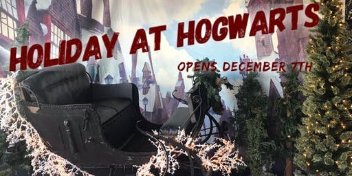 Holiday at Hogwarts- Wizard Themed Dinner