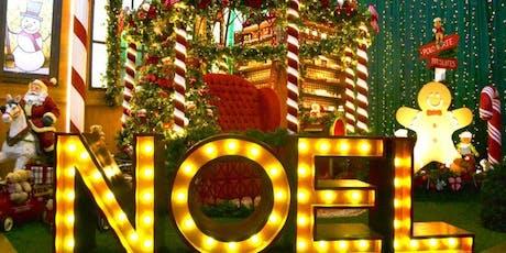 Noeland - Um reino mágico de Natal em Holambra ingressos