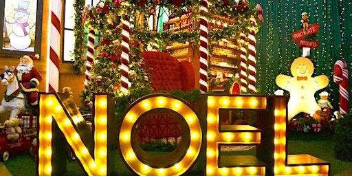 Noeland - Um reino mágico de Natal em Holambra