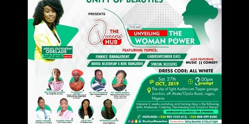 The Queens HUB (Unveiling the Woman Power)