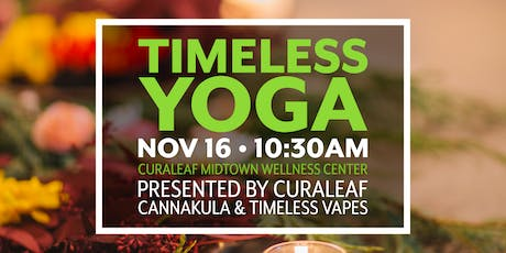 Timeless Yoga tickets