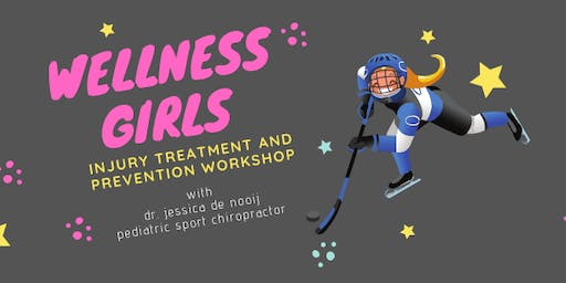 Wellness Girls: Sporty Injury + Prevention Workshop WKND 2 (Nov 21-23)