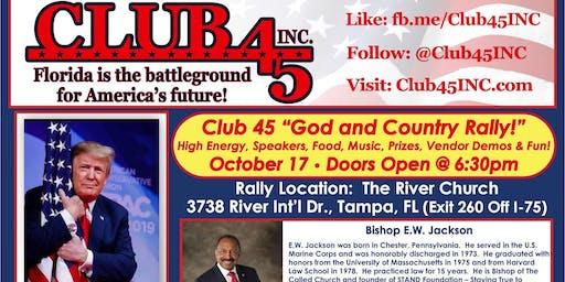 Club 45, Inc. Rally