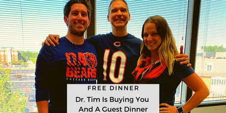 The Cause is The Cure | FREE Dinner Event with Dr. Tim Weselak, DC tickets