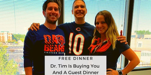 The Cause is The Cure | FREE Dinner Event with Dr. Tim Weselak, DC