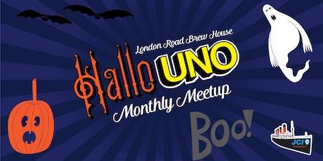 Who do UNO? - Meetup tickets