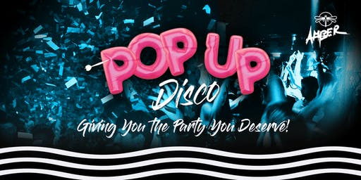 Pop Up Disco at Amber: Disco isn't Dead