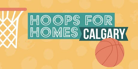 Hoops for Homes Calgary tickets