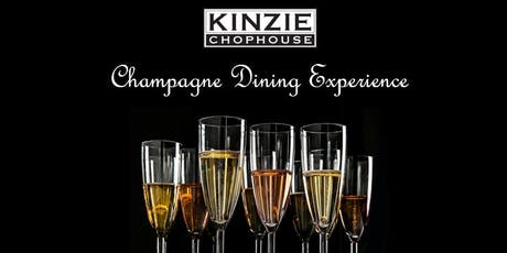Champagne Dining Experience tickets