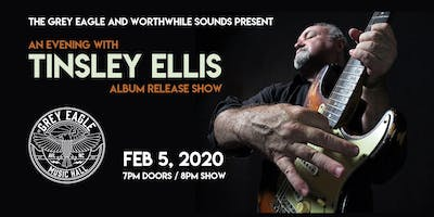 An Evening With Tinsley Ellis (Album Release Show)