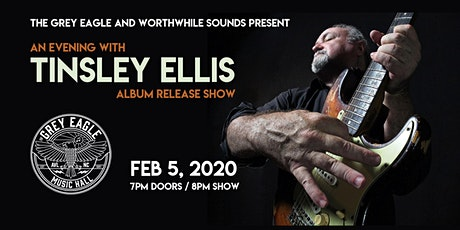 An Evening With Tinsley Ellis (Album Release Show) tickets
