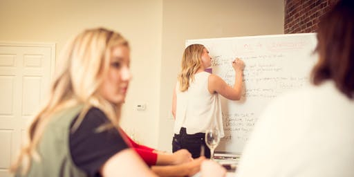 Wine & Whiteboards presented by The Hairstylist's Guide ~ 2020 Goal Setting
