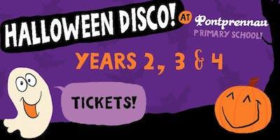 Halloween Disco Years 2, 3 & 4