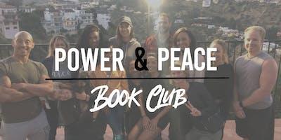 Power & Peace Book Club