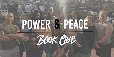 Power & Peace Book Club (Online & In Person) tickets