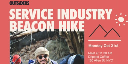 Service Industry Beacon Hike